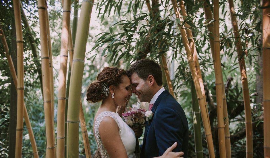 La boda de Sergio  y Ana en Málaga, Málaga