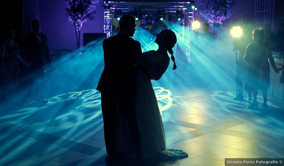 La boda de David y Lorena en El Puig, Valencia