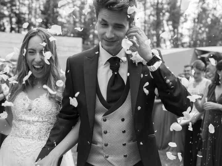 La boda de Cristina y Nacho