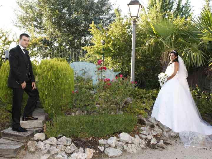La boda de David y Yessica