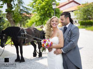 La boda de Jonathan  y Ángela