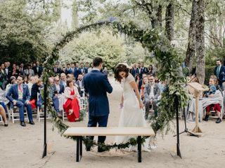 La boda de Celia y Iván 1