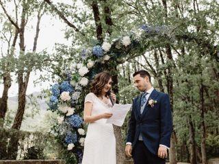 La boda de Celia y Iván 2