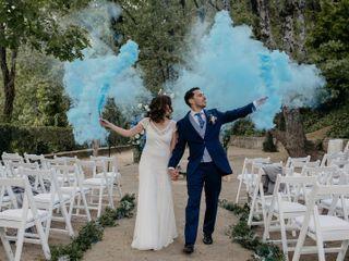 La boda de Celia y Iván 3