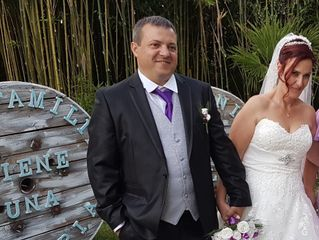 La boda de Ángel  y Mª del Carmen
