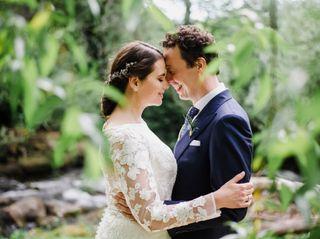 La boda de Tere y Dami