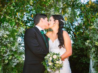 La boda de Sara y Juanfe