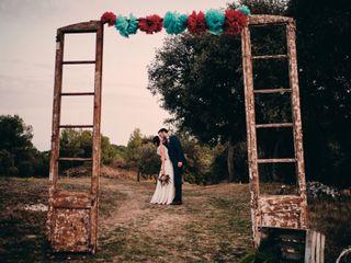 La boda de Carla y Quim