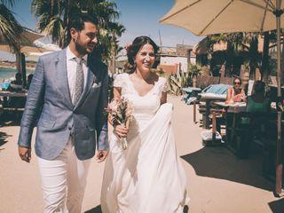 La boda de Cecilia y Manuel