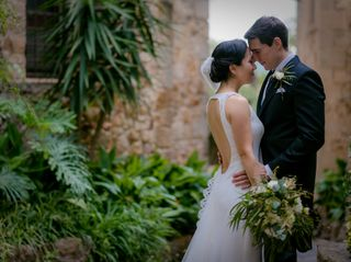 La boda de Ayaka y David