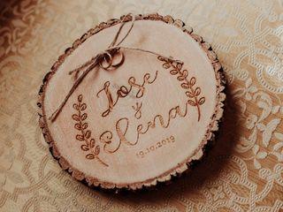 La boda de José Francisco y Elena 1