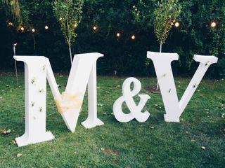 La boda de Maria y Vicente 1