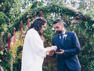 La boda de Maria y Vicente