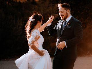 La boda de Sheila y Tomy