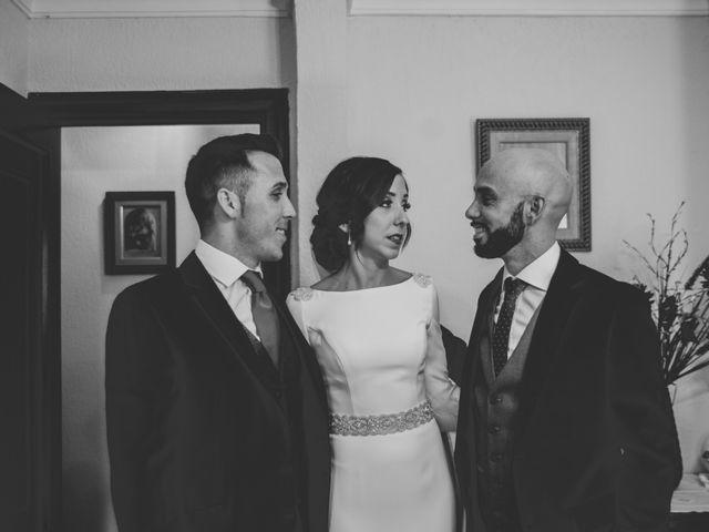 La boda de Fernando y Isabel en Huelva, Huelva 51