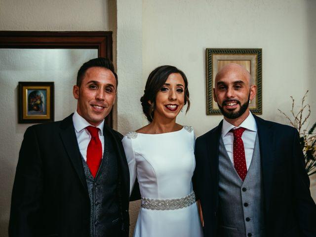 La boda de Fernando y Isabel en Huelva, Huelva 52