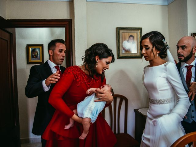 La boda de Fernando y Isabel en Huelva, Huelva 53