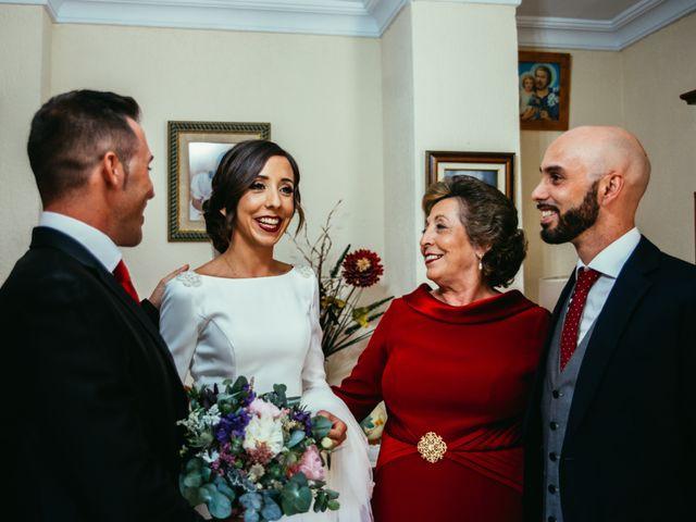 La boda de Fernando y Isabel en Huelva, Huelva 60