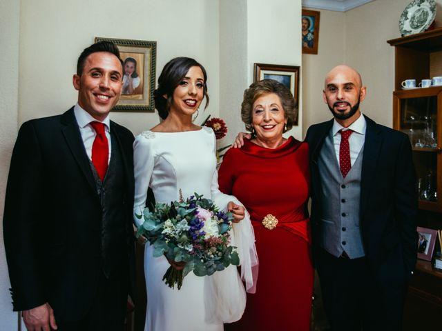 La boda de Fernando y Isabel en Huelva, Huelva 61