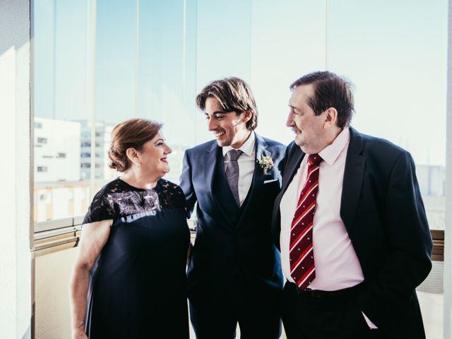 La boda de Fernando y Isabel en Huelva, Huelva 71