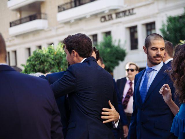 La boda de Fernando y Isabel en Huelva, Huelva 84