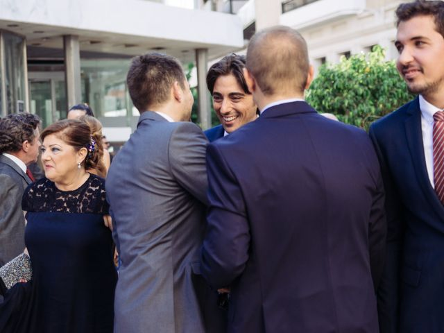 La boda de Fernando y Isabel en Huelva, Huelva 86