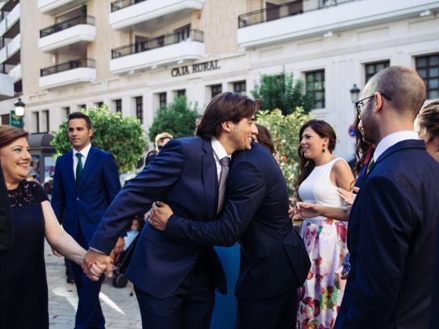 La boda de Fernando y Isabel en Huelva, Huelva 88