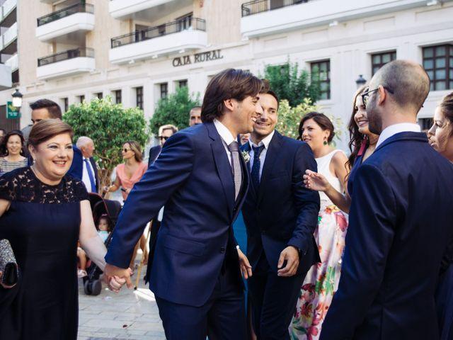 La boda de Fernando y Isabel en Huelva, Huelva 89