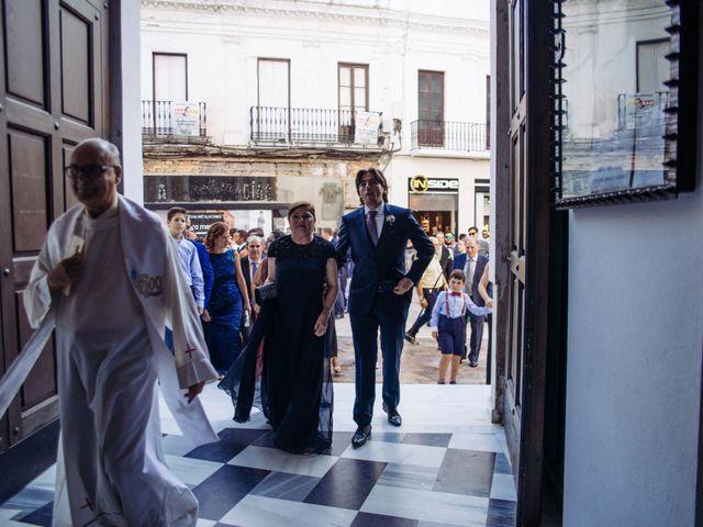 La boda de Fernando y Isabel en Huelva, Huelva 90
