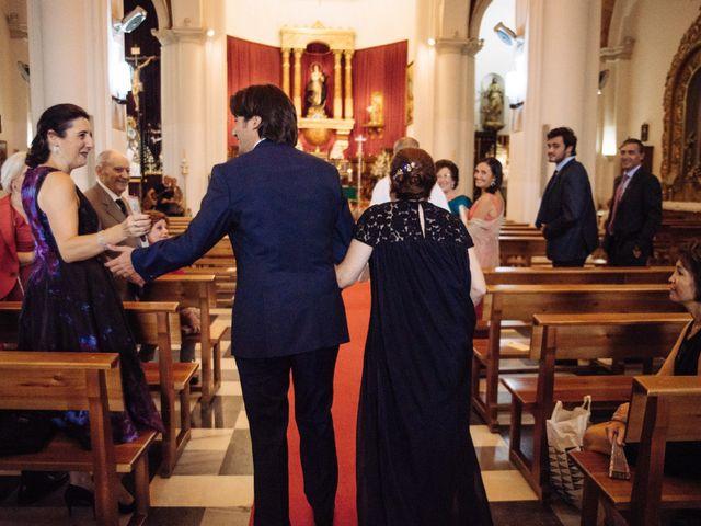 La boda de Fernando y Isabel en Huelva, Huelva 91