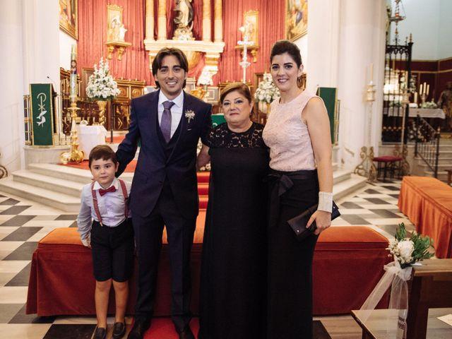 La boda de Fernando y Isabel en Huelva, Huelva 92