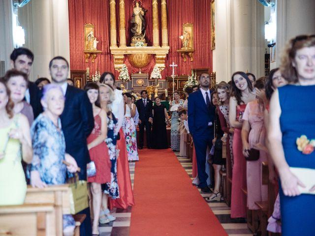 La boda de Fernando y Isabel en Huelva, Huelva 102