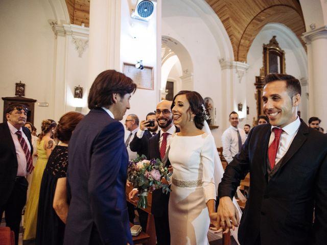 La boda de Fernando y Isabel en Huelva, Huelva 112