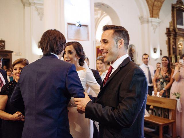 La boda de Fernando y Isabel en Huelva, Huelva 114