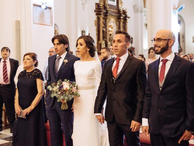 La boda de Fernando y Isabel en Huelva, Huelva 115