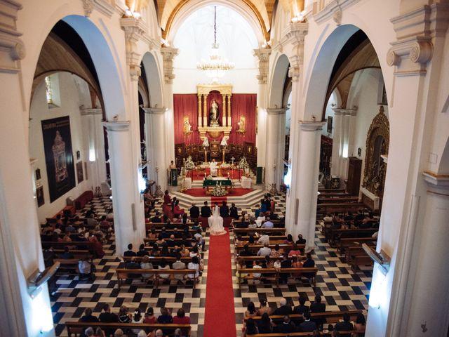 La boda de Fernando y Isabel en Huelva, Huelva 118