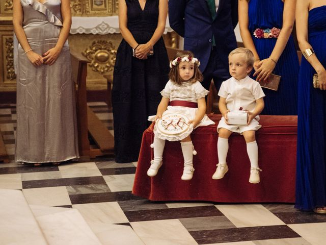 La boda de Fernando y Isabel en Huelva, Huelva 121