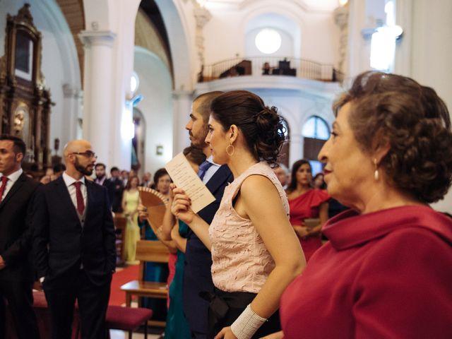 La boda de Fernando y Isabel en Huelva, Huelva 122