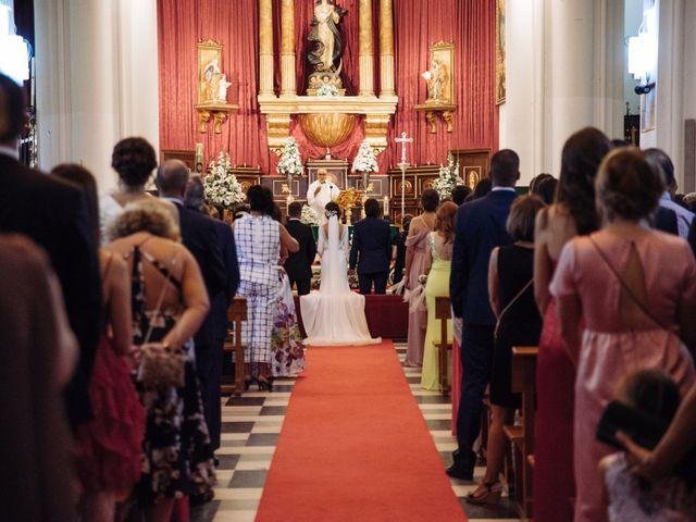 La boda de Fernando y Isabel en Huelva, Huelva 123