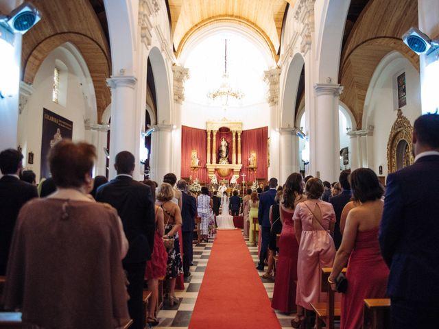 La boda de Fernando y Isabel en Huelva, Huelva 124
