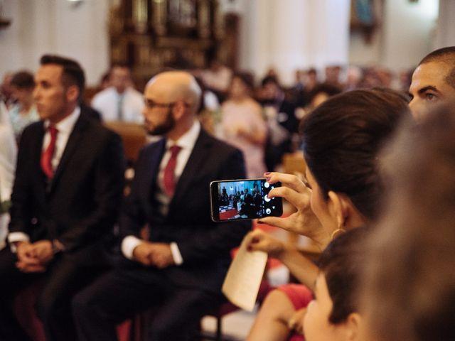 La boda de Fernando y Isabel en Huelva, Huelva 125