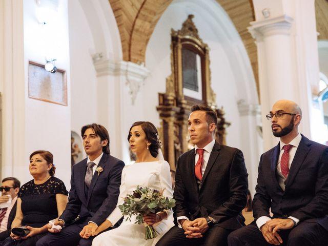 La boda de Fernando y Isabel en Huelva, Huelva 126