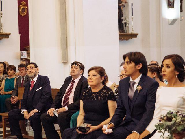 La boda de Fernando y Isabel en Huelva, Huelva 127