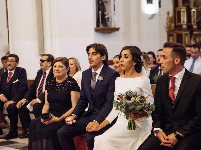 La boda de Fernando y Isabel en Huelva, Huelva 130