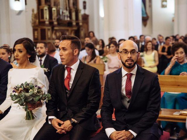 La boda de Fernando y Isabel en Huelva, Huelva 131