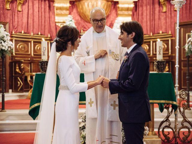 La boda de Fernando y Isabel en Huelva, Huelva 133