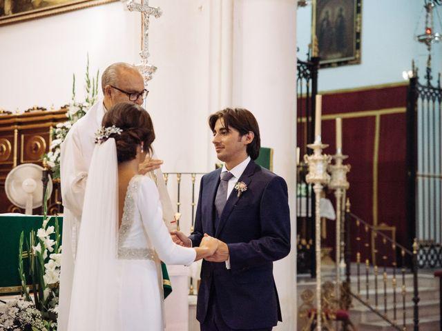 La boda de Fernando y Isabel en Huelva, Huelva 134