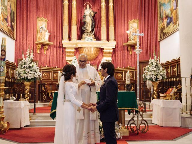 La boda de Fernando y Isabel en Huelva, Huelva 140