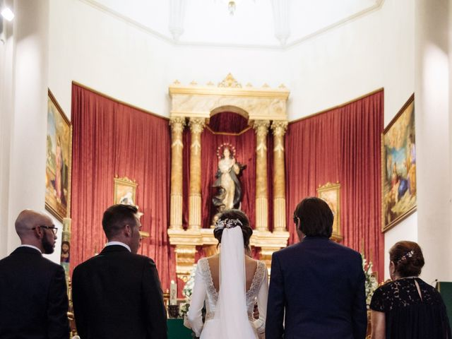 La boda de Fernando y Isabel en Huelva, Huelva 142