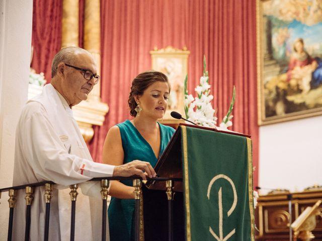 La boda de Fernando y Isabel en Huelva, Huelva 147